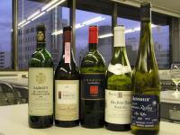 講義に使われたワインです