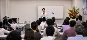 東京本校・小林社長