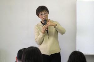 東京校の名物講師、後藤所長。作家養成講座のため来阪します。