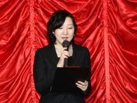 司会進行は、作家集団クラスの 藤村美千穂さん