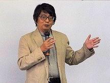 柏田道夫先生