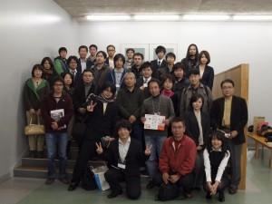NPO法人アートポリス大阪協議会にて