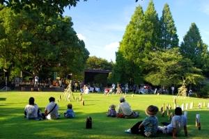 都市緑化植物園